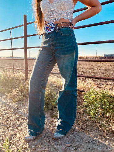 THE HIGH NOON TROUSER JEANS