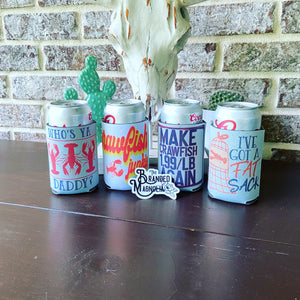 THE CRAWFISH KOOZIE COLLECTION