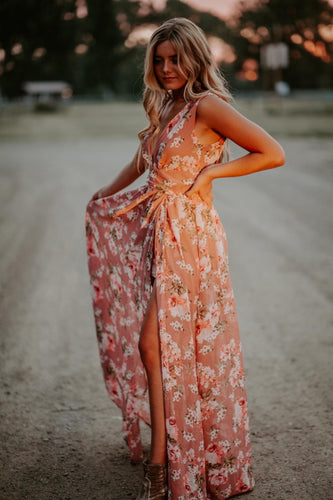 THE ADDY MAXI DRESS