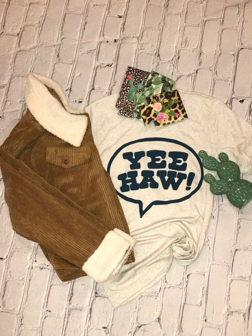 THE YEEHAW GRAPHIC TEE