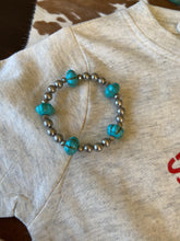 Load image into Gallery viewer, THE LA COSITA TURQUOISE BRACELET