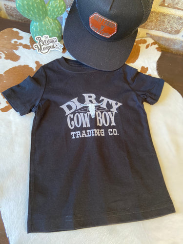 THE DIRTY COWBOY KIDS TEE