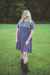 THE AMIEE TEE DRESS