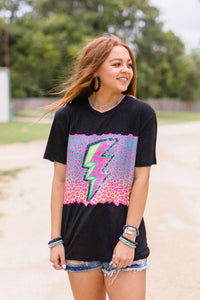THE THUNDER ROLLS GRAPHIC TEE
