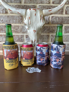 THE YELLOWSTONE KOOZIE COLLECTION