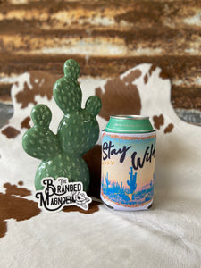 THE STAY WILD KOOZIE