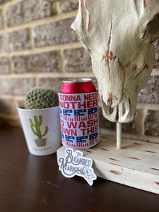 THE AMERICAN SUMMER KOOZIE COLLECTION
