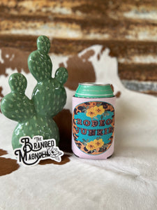 THE RODEO JUNKIE KOOZIE