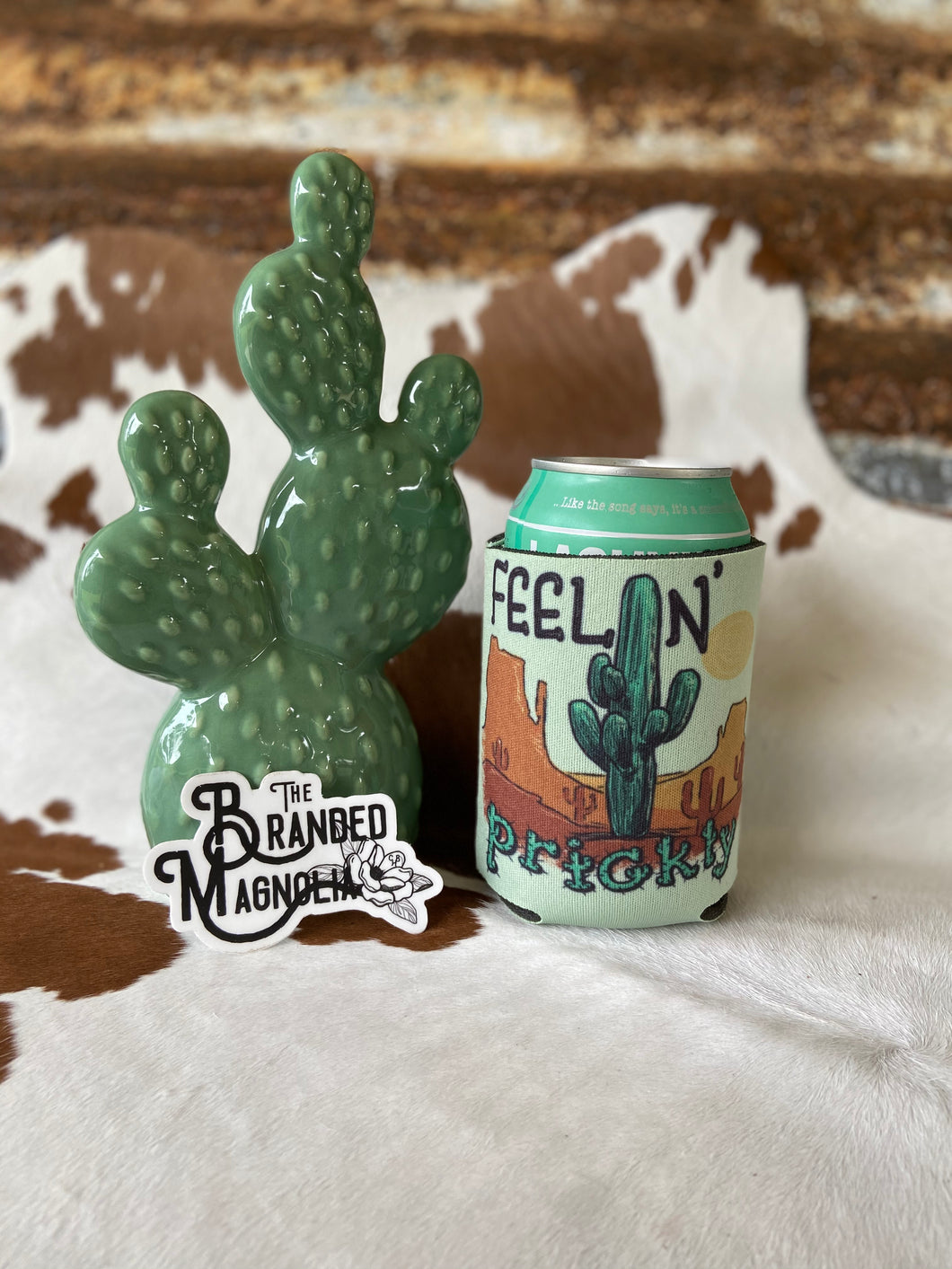 THE FEELIN' PRICKLY KOOZIE