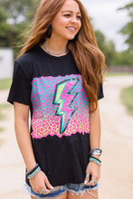 Load image into Gallery viewer, THE THUNDER ROLLS GRAPHIC TEE