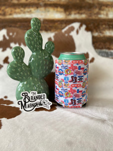 THE HEART OF TEXAS KOOZIES