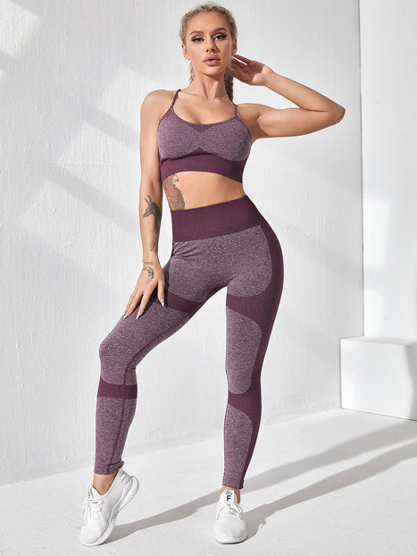 Seamless Workout Leggings