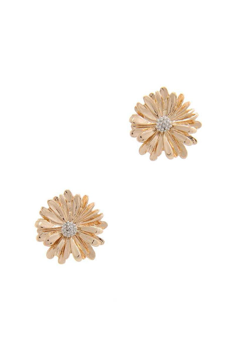 Flower Stud Earring