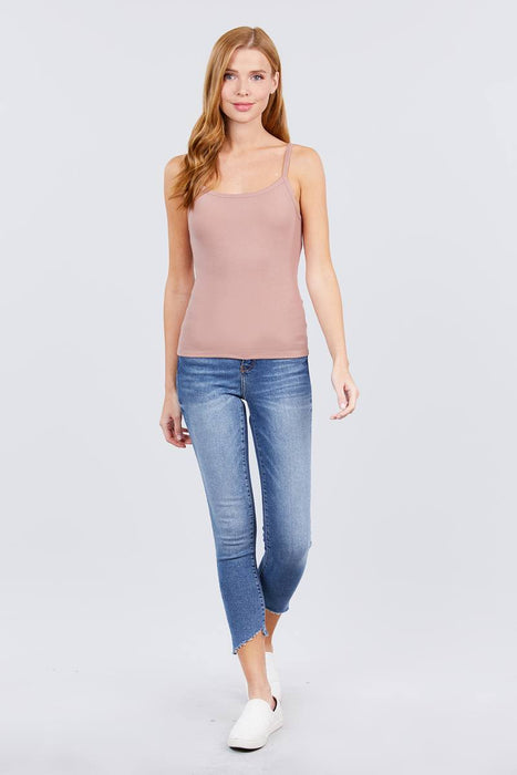 Cami Rib Knit Top
