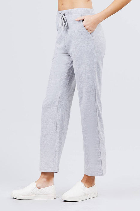French Terry Long Pants