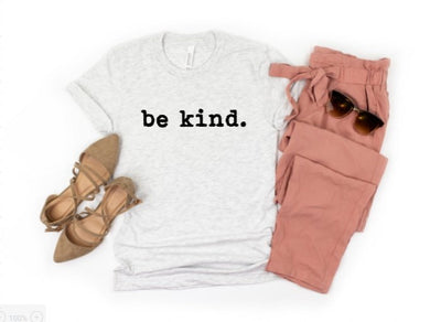 Be Kind T-Shirt - UntamedFaithBoutique