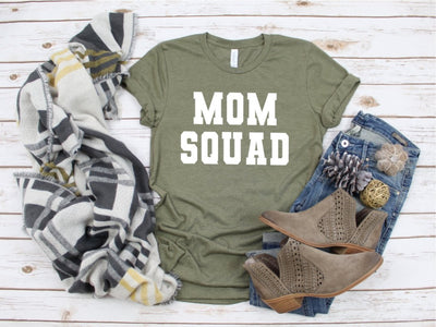 Mom Squad T-Shirt - UntamedFaithBoutique