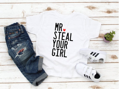 Mr. Steal Your Girl T-Shirt - UntamedFaithBoutique