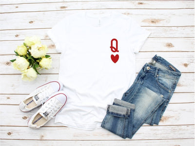 Queen of Queens T-Shirt - UntamedFaithBoutique