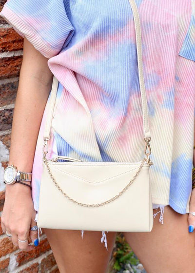 Samantha Small Crossbody Nude - UntamedFaithBoutique