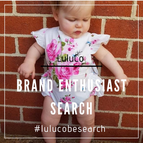 LuluCo Brand Rep Search