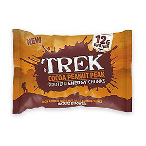 Trek Peanut Kick Protein Energy Chunks