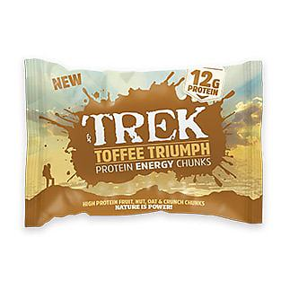 Trek Toffee Kick Protein energy Chunks
