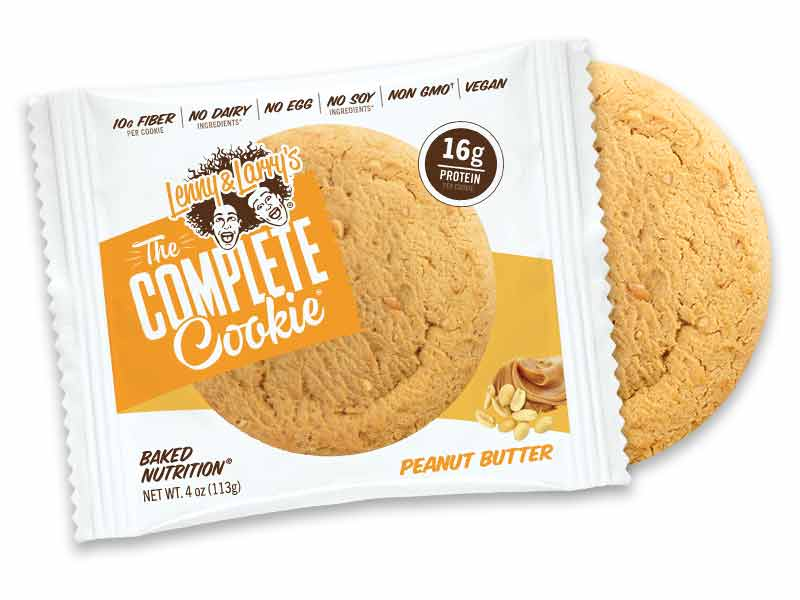 Lenny & Larry's Complete Cookie - Peanut Butter
