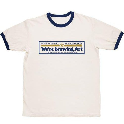 We're Brewing Art T-Shirt