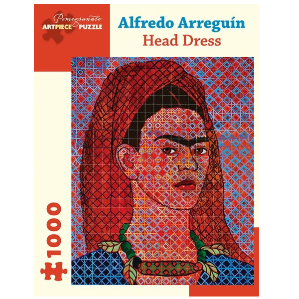 Alfredo Arreguin: Head Dress Puzzle
