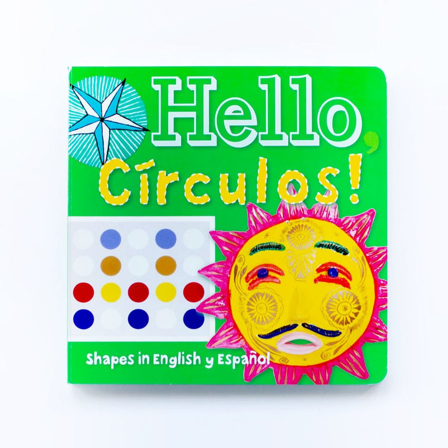 Hello Círculos Board Book