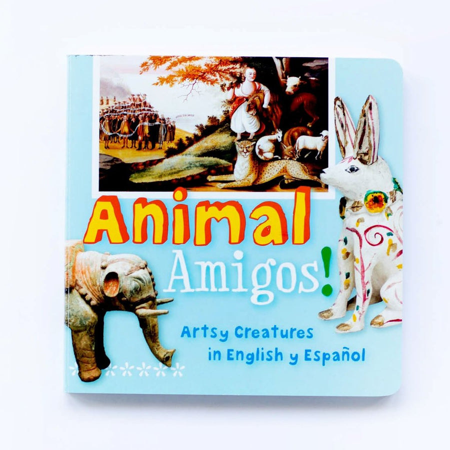Animal Amigos Board Book