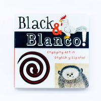 Black & Blanco Arte Kids Board Book