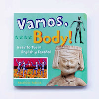 Vamos, Body! Arte Kids Board Book
