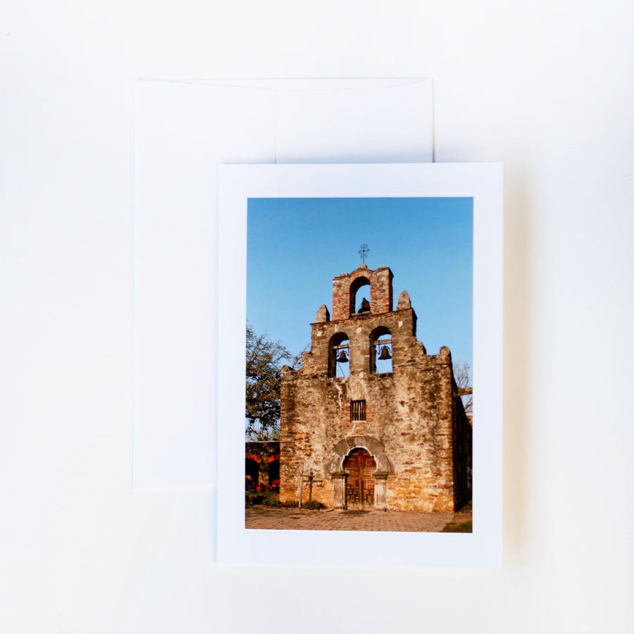 Mission Espada Notecard