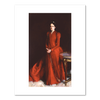 """Portrait of Mrs. Elliot Fitch Shepard (Margaret Louisa Vanderbilt)"" by John Singer Sargent"