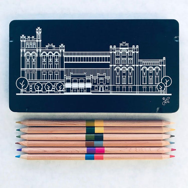 Colored Pencil Set