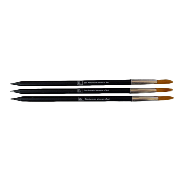 Paintbrush Pencil