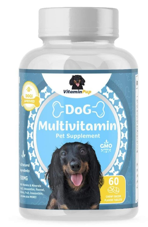 Dog Daily Multivitamin and Mineral Supplement