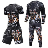 Cody Lunin Compression Gear BJJ (Wolf)