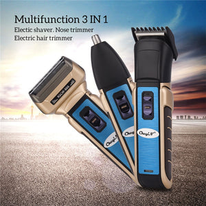 3 in 1 Electric Razor
