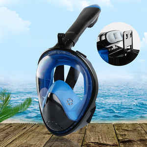 Scuba Diving Mask W/GoPro Attachment