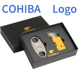 COHIBA Cigar Lighter Cutter