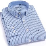 Men's Fashion Standard Fit Oxford Shirt