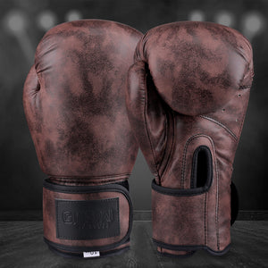 8 10 12 oz Boxing Gloves Vegan Leather