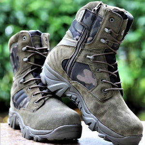 Army Hiking Boots