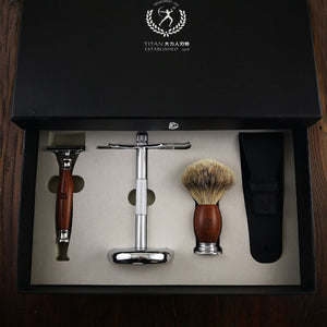 Titan safety razor
