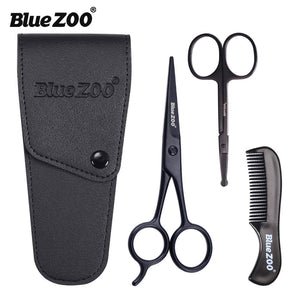 Blue ZOO Professional Beard Trimming - 3pcs/set