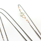 Rose Quartz Gemstone Necklace - karen-morrison-jewellery