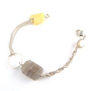 SALE - Yellow opal  Bracelet